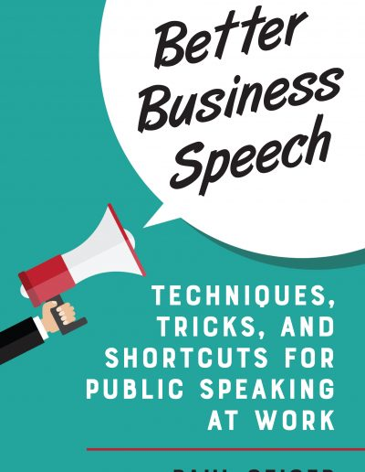 Better Business Speech
