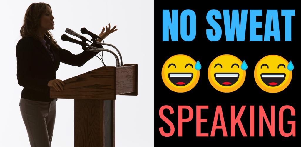 No Sweat Speaking